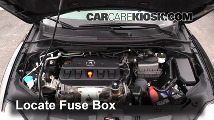 Acura Ilx Fuse Box | Wiring Diagram on
