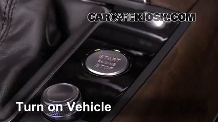 Battery Replacement: 2012-2018 Audi A6 Quattro - 2013 Audi