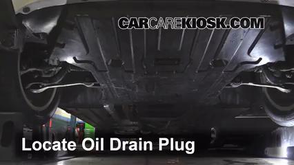 Oil & Filter Change BMW X3 (2011-2017) - 2013 BMW X3