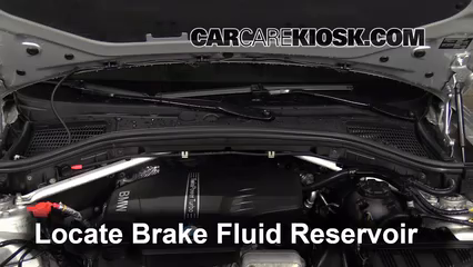 2013 BMW X3 xDrive28i 2.0L 4 Cyl. Turbo Brake Fluid