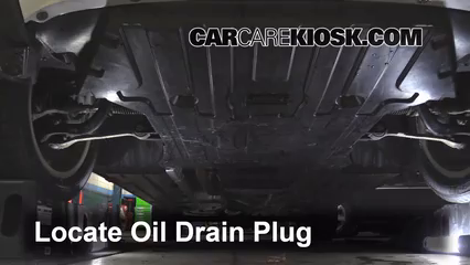 2013 bmw x3 xdrive28i 2 0l 4 cyl  turbo oil change oil and oil filter