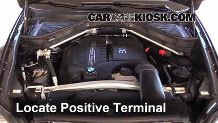 How To Jumpstart A 2007 2013 BMW X5