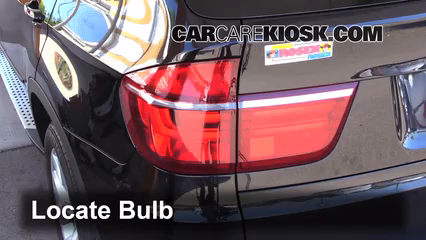 Brake Light Change 2007-2013 BMW X5 - 2013 BMW X5 xDrive35i