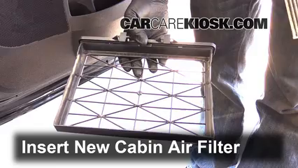 Cabin Filter Replacement: Buick Enclave 2013-2017 - 2013 ...