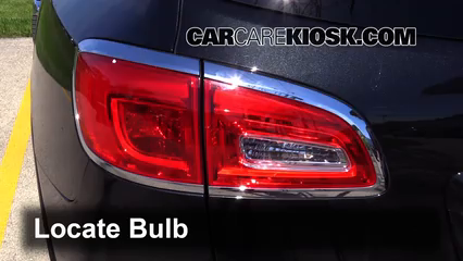 2013 Buick Enclave 3.6L V6 Lights