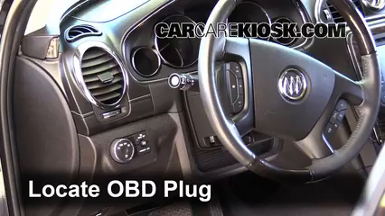 2013 Buick Enclave 3.6L V6 Check Engine Light