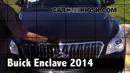 2013 Buick Enclave 3.6L V6 Review