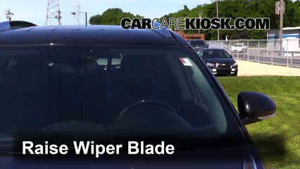 850a3028cb66 Front Wiper Blade Change Buick Enclave (2013-2016) - 2013 Buick ...