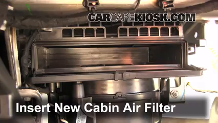 Cabin Filter Replacement Buick Verano 2012 2017 2012