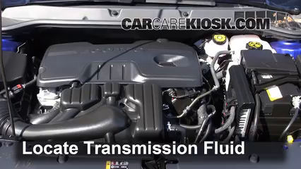2013 Buick Verano 2.4L 4 Cyl. FlexFuel Fluid Leaks Transmission Fluid (fix leaks)
