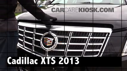 2013 Cadillac XTS 3.6L V6 Review