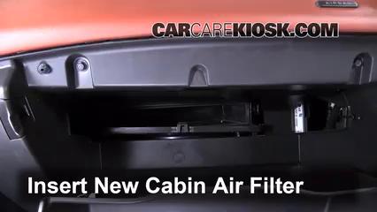 2011 2016 Chevrolet Cruze Cabin Air Filter Check 2013