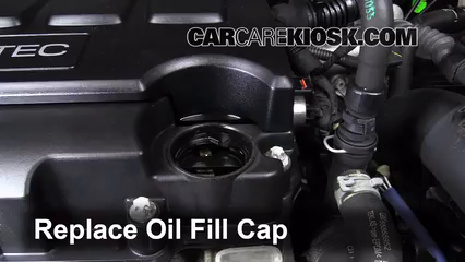 2013 chevy cruze oil capacity 1.4