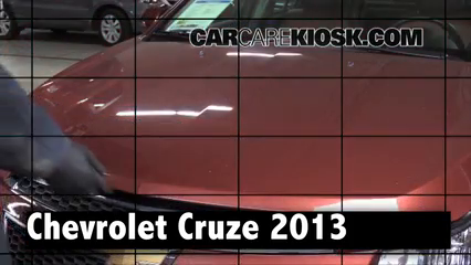 2013 Chevrolet Cruze LT 1.4L 4 Cyl. Turbo Review