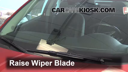 2013 Chevrolet Impala LT 3.6L V6 FlexFuel Windshield Wiper Blade (Front) Replace Wiper Blades