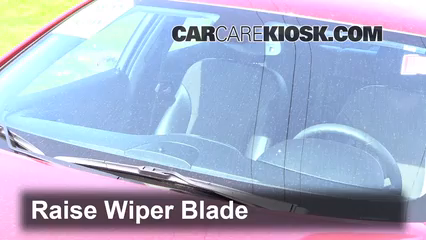 2013 Chevrolet Malibu Eco 2.4L 4 Cyl. Windshield Wiper Blade (Front)