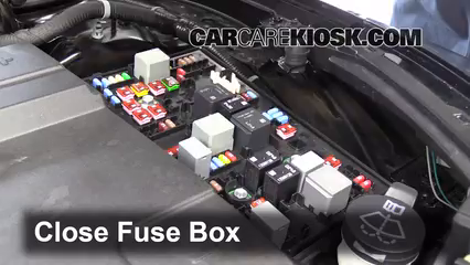 2013 Chevrolet Malibu LTZ 2.5L 4 Cyl.%2FFuse Engine Part 2 replace a fuse 2013 2013 chevrolet malibu 2013 chevrolet malibu 2013 chevy malibu fuse box at bayanpartner.co