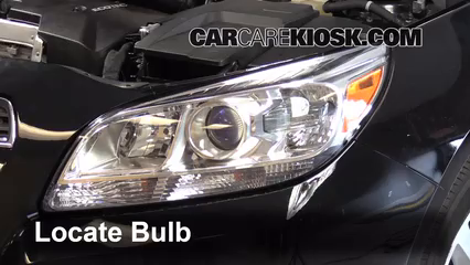 Engine Light Is On: 2013-2015 Chevrolet Malibu - What to Do - 2013