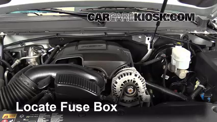 2013 Tahoe Fuse Box - Wiring Diagram Features