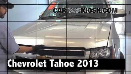 2013 Chevrolet Tahoe LT 5.3L V8 FlexFuel Review