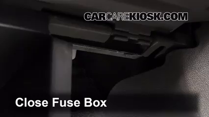 2013 Chevrolet Traverse LS 3.6L V6%2FFuse Interior Part 2 interior fuse box location 2013 2016 chevrolet traverse 2013 Chevy Traverse Fuse Box Location at eliteediting.co