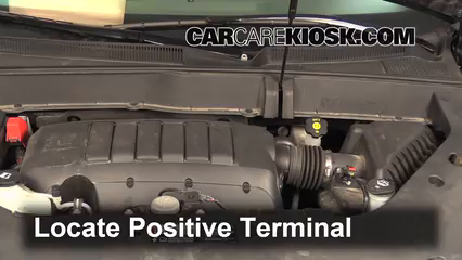 How To Add Refrigerant To A 2009 2017 Chevrolet Traverse 2013