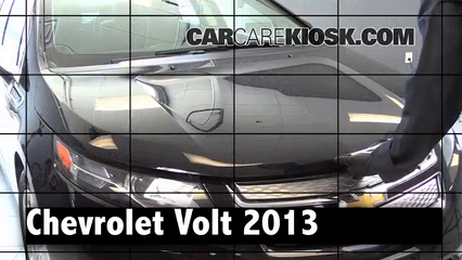 2013 Chevrolet Volt 1.4L 4 Cyl. Review