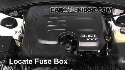 2013 Dodge Charger SE 3.6L V6 FlexFuel Fuse (Engine)