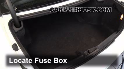 Interior Fuse Box Location 2011 2014 Dodge Charger 2013