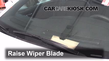 2013 Dodge Charger SE 3.6L V6 FlexFuel Windshield Wiper Blade (Front)