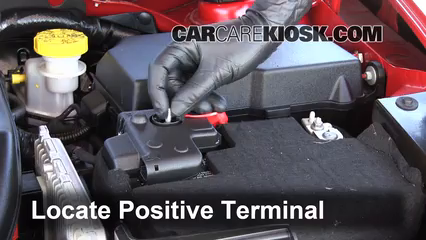 How to Jumpstart a 2013-2016 Dodge Dart - 2013 Dodge Dart