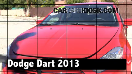 2013 Dodge Dart SXT 2.0L 4 Cyl. Review
