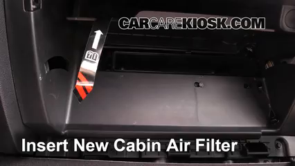 Cabin Filter Replacement: Jeep Grand Cherokee 2011-2017 ...