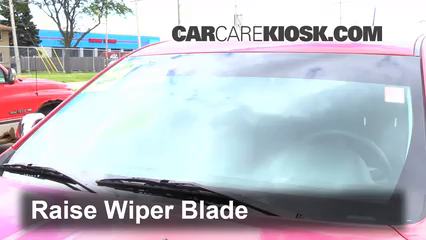 2013 Dodge Durango RT 5.7L V8 Windshield Wiper Blade (Front)