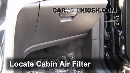 Cabin Filter Replacement Ford C Max 2013 2017 2013 Ford