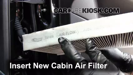 Cabin Filter Replacement: Ford C-Max 2013-2018 - 2013 Ford ...