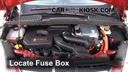 replace a fuse 2013 2017 ford c max 2013 ford c max hybrid sel 2013 Ford Focus St replace a fuse 2013 2017 ford c max