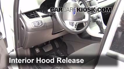 headlight change   ford edge  ford edge se