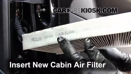 Cabin Filter Replacement Ford Escape 2013 2017 2013 Ford Escape