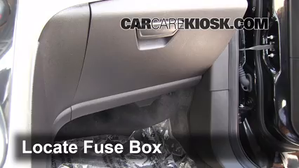 Interior Fuse Box Location 2013 2019 Ford Escape 2013