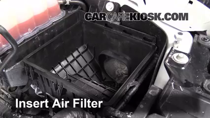 Air Filter How To 2009 2014 Ford F 150 2013 Ford F 150