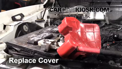 How To Clean Battery Corrosion 2009 2014 Ford F 150 2013