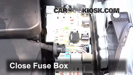 2013 Ford Focus SE 2.0L 4 Cyl. FlexFuel Hatchback%2FFuse Engine Part 2 replace a fuse 2012 2016 ford focus 2013 ford focus se 2 0l 4  at honlapkeszites.co