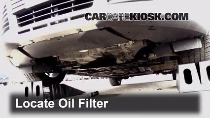 Oil Filter Change Ford Focus 2012 2017 2013 Ford Focus Se 2 0l