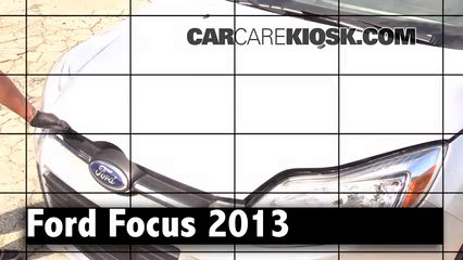 2013 Ford Focus SE 2.0L 4 Cyl. FlexFuel Hatchback Review