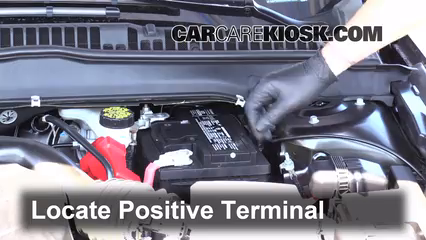 How To Jumpstart A 2013 2019 Ford Fusion 2013 Ford Fusion Se 2 0