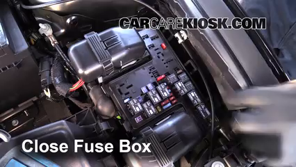 2013 Ford Fusion SE 2.0L 4 Cyl. Turbo%2FFuse Engine Part 2 replace a fuse 2013 2016 ford fusion 2013 ford fusion se 2 0l 4 2014 ford fusion hybrid fuse box at eliteediting.co