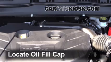 Oil Filter Change Ford Fusion 2013 2018 2013 Ford Fusion Se