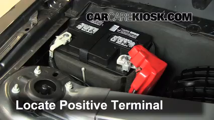 How To Start A Car With A Dead Battery >> How to Jumpstart a 2010-2014 Ford Mustang - 2013 Ford Mustang 3.7L V6 Convertible