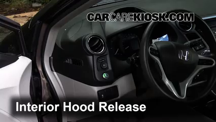 2013 Honda Insight LX 1.3L 4 Cyl. Belts